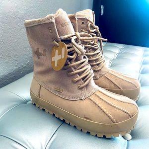 OTZ Shoes Conody Canvas Boots Waterproof Vibram